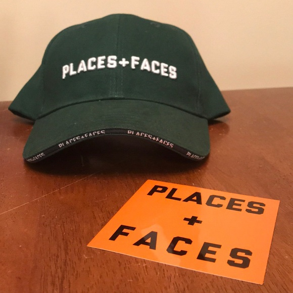 5d00096dc5b Brand New Places + Faces Hat (SOLD OUT ONLINE)